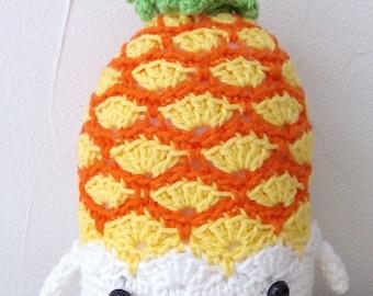 Pippa Amigurumi Lalylala pineapple