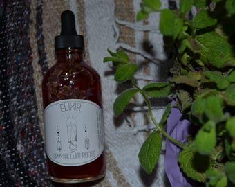 Elixir || Herbal Vinegar Facial Toner ||