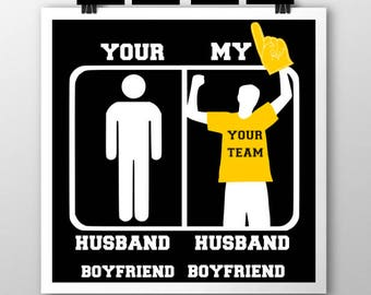 Your Husband/My Husband SVG