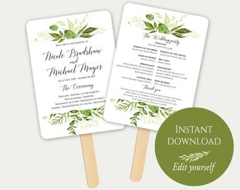 wedding stationery floral watercolor prints by