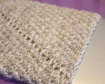 Laptop case - Made out of wool - Cozy/ Soft case
