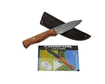 Condor Bushlore Bushcraft Knife