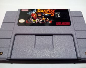 Star Fox 2 SNES (NTSC-US)