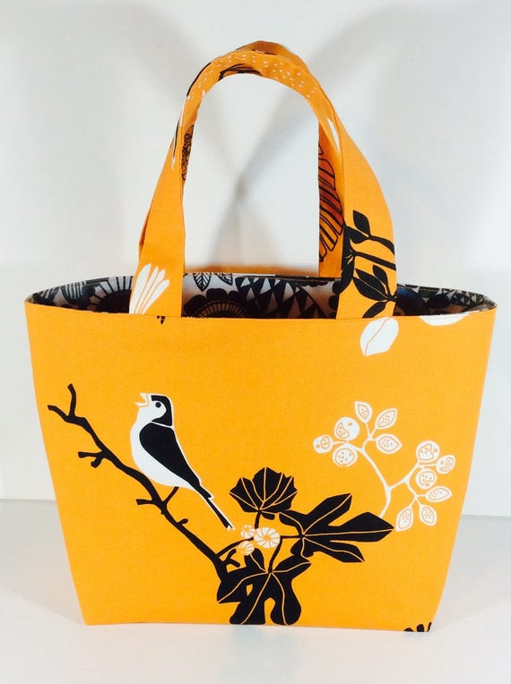 lunch bag ou sac repas orange pour emporter. Black Bedroom Furniture Sets. Home Design Ideas