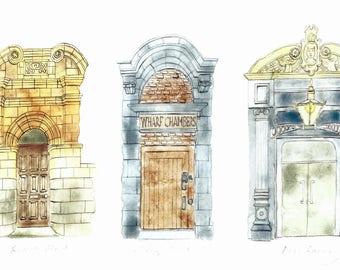 Leeds Doorways