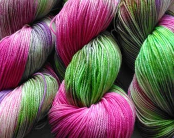 Once upon a Time - Hand Dyed Yarn 100g, Sock Weight