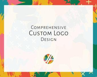 Logo Design, Custom Logo, Professional Logo, Business Identity, Small Business, Business, Logo, Graphic Design, Contemporary Logo