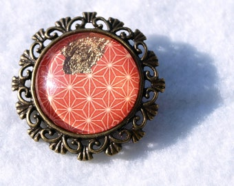 Brooch retro JAPAN ADDICT