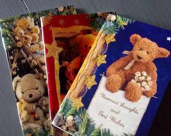 small 3 x bear books