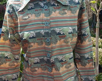 Vintage Women's Shirts - Retro - Multiple Listing - Vintage