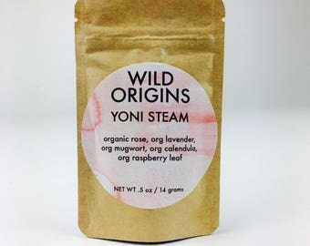 yoni steam - herbal vaginal steam, self care routine, aromatic