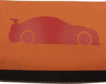 Sports Car Ripper Wallet Printed