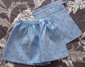 Cute shorts with red, 2 years
