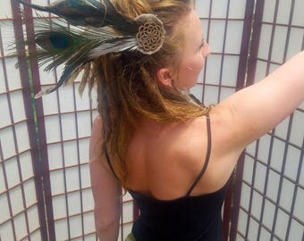 Earth Dweller Hair Piece