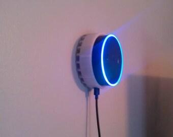 Amazon Echo Dot Wall Mount----Choose your color----