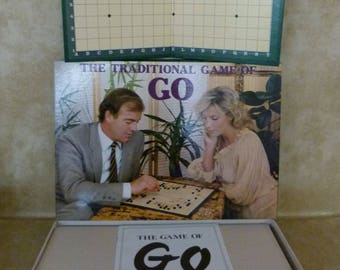 The traditional GO Game : All complete Vintage  80s game