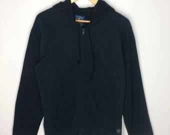 Rare Design Vintage Agnes B Sport Two Tone Hoodie Jacket