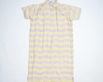 YVES SAINT LAURENT - Cotton dress