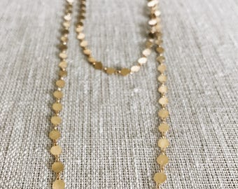 GIA necklace-16""