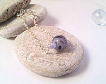 Blue Pearl bracelet