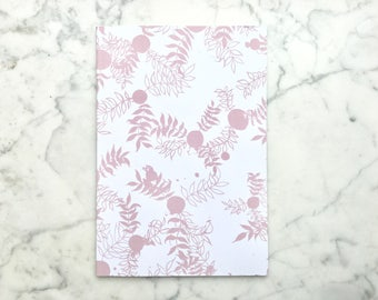 Notebook Pink Sheets