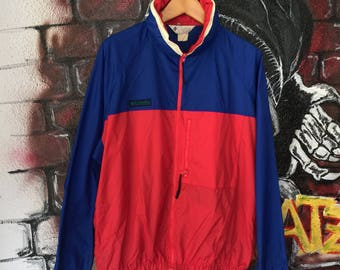 Columbia Windbreaker Multicolour Jacket