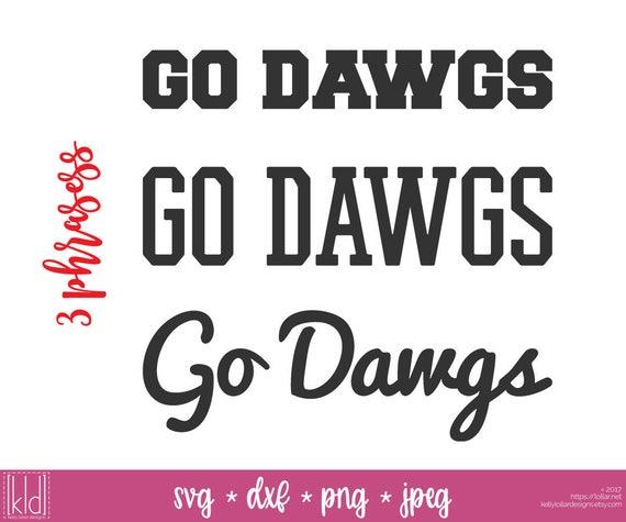 9 Bulldog Svgs Go Dawgs Dawg Football High School Or