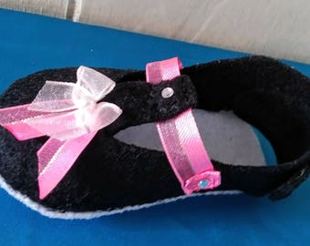 Mary Jane's baby shoes for girls
