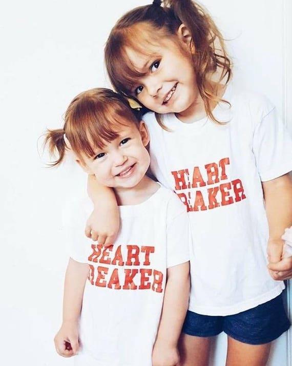 Kid's Tee, HEART BREAKER Tee