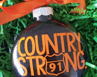 Route 91 Memorial Ornaments - Country Strong
