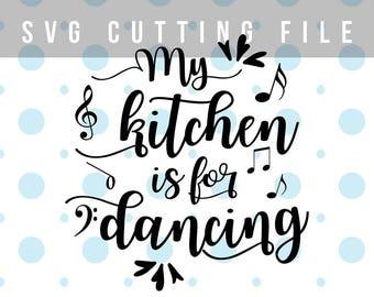 kitchen quotes svg etsy