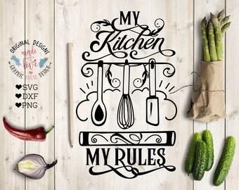 Kitchen Wine SVG
