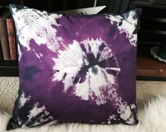 Tie Dye pillow cover