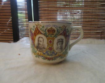 Commemorative Cup for the Silver Jubilee of George V and Mary (1935)
