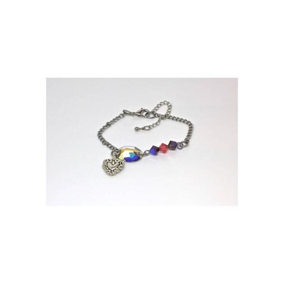 LOVE TRIO CABOCHON bracelet