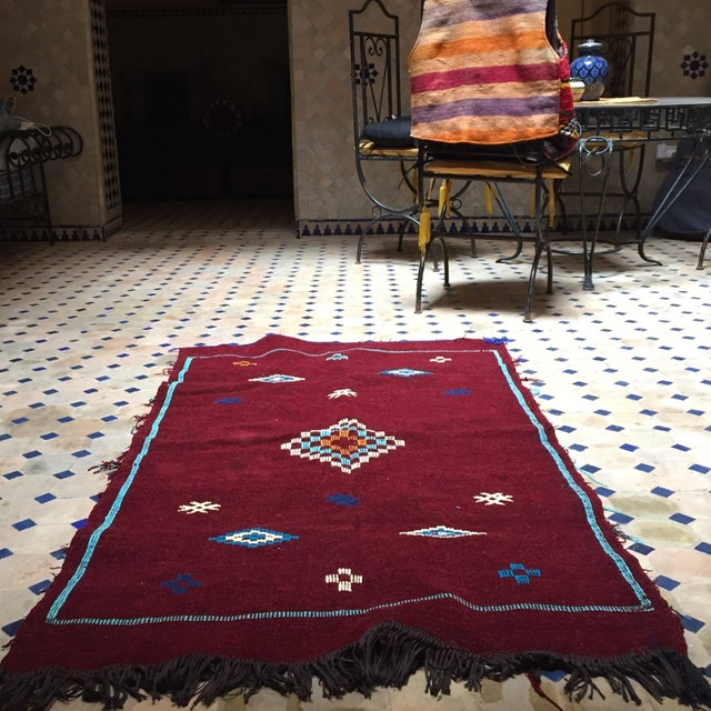 Handwoven Fair-trade Moroccan Rugs And Home Decor By