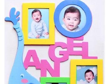 3D Wall Decor-Baby Photo
