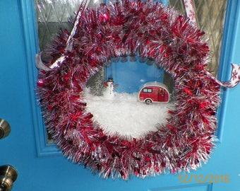 Holiday Wreath, Christmas
