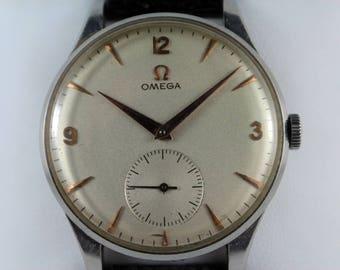 Vintage Omega Xl Cal.267
