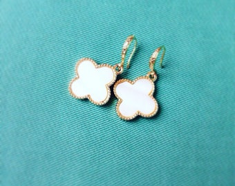 Earrings Vancleef style different types