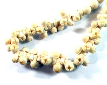 Vintage Necklace Bone, Bone Necklace, Necklace, Beautiful Necklace, Unique, Sweet Bracelet, Bone