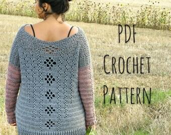 Harvest Jumper Crochet Pattern