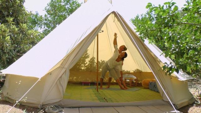 1 & Original Coywolf Bell Tent for Glamping--Festival Tent-Yurt ...