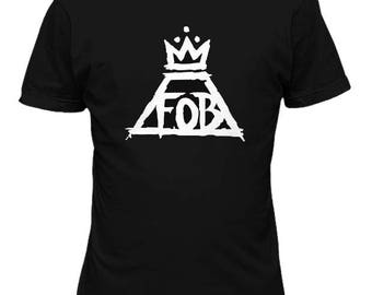 Fall Out Boy rock band T shirt Music