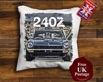 Nissan 240Z Cushion Cover, Nissan 240Z,