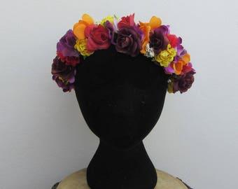 """Flower crown """"Sol"""""""