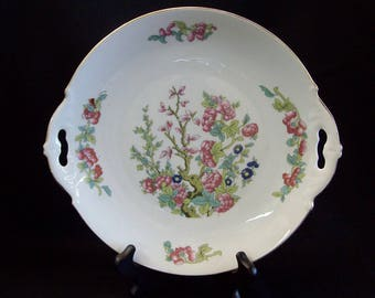 "Antique MZ Altrohlau CM-R ""Indian Tree"" Platter - Czechoslovakia"