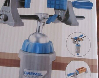 DREMEL multi vise is 3 in 1