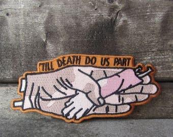 Till Death Do Us Part Patch