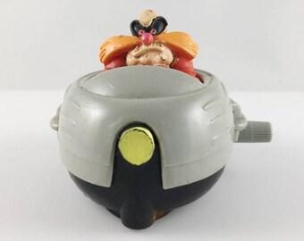 SALE 45% OFF Sega Genesis, Sonic the Hedgehog, Dr Eggman, Wind up Toy, McDonalds Toy, Happy Meal Toy, Sonic, Sega Genesis, Dr Robotnik, Sega